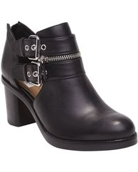 DV by Dolce Vita Clark Leather Ankle Boots - Lyst