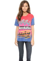 Marc By Marc Jacobs Ryder Motocross Tee - Lyst