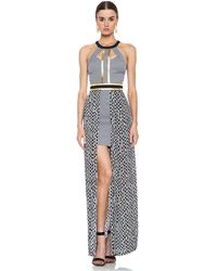 Sass & Bide The Invincible Viscose Dress - Lyst