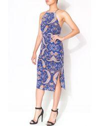 Yumi Kim Afternoon Tea Dress blue - Lyst
