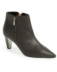 Jimmy Choo 'Lowry' Pointy Toe Ankle Boot - Lyst