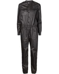 Julien David - Long-sleeve Jumpsuit - Lyst