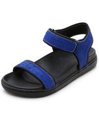 Atelje71 - Astra Sandals - Royal Blue - Lyst