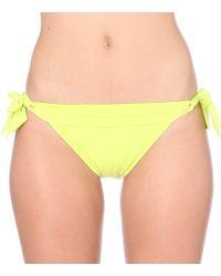 Seafolly Goddess Tie-Side Bikini Bottoms - For Women - Lyst