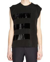 Lanvin - Sleeveless Sweat Shirt - Lyst