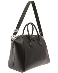 Givenchy Antigona Medium Leather Tote - Lyst