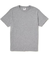 The Idle Man T Shirt With Crew Neck - Lyst