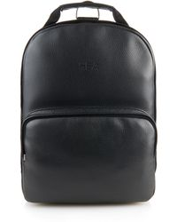 Hood By Air - Leather Backpack - Lyst