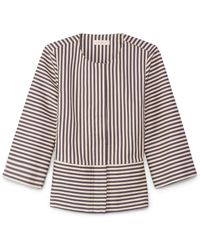Tory Burch Rene Jacket - Lyst