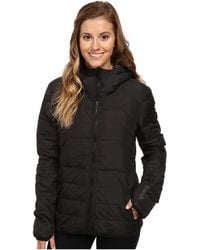 Bench Black Cacoons Jacket - Lyst