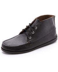 Quoddy - Deck Chukka Boots - Lyst