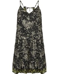 Topshop Reclaim To Wear Strappy Dress - Lyst