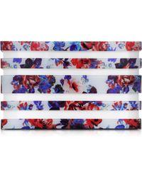 adidas Originals - Floral Print Small Anna Clutch - Lyst