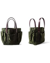 Kaufmann Mercantile Canvas & Leather All-Purpose Tote - Lyst