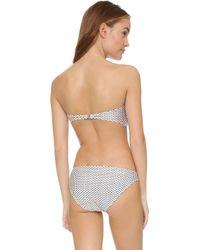 Jo De Mer - Bardot Bikini - Lyst