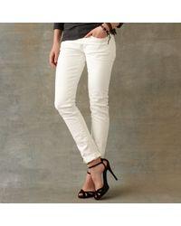 RRL | Distressed Skinny Jean | Lyst