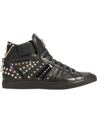 John Richmond - Sneakers Steffy Ankle Boot With Studs - Lyst