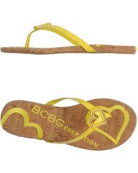 BCBGeneration Thong Sandal - Lyst