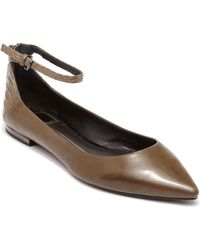 Dolce Vita Angie Pointed Toe Flats - Lyst