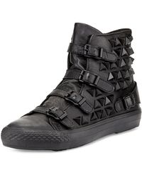 Ash Vice Bis Studded Sneaker - Lyst