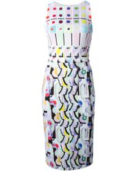 Peter Pilotto 'Kia' Dress - Lyst