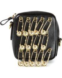 Versus | Safety Pins Minibag | Lyst