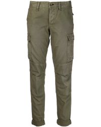 Rag & Bone Combat Trousers - Lyst