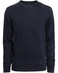 H&M   Merino Wool Jumper   Lyst