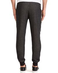 T By Alexander Wang Knit French Terry Sweatpant - Lyst