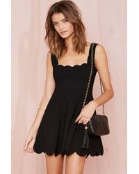 Nasty Gal Im Yours Dress  Black - Lyst