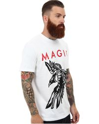 Diesel White T-muzi T-shirt - Lyst