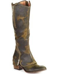 Donald J Pliner Devi Riding Boot - Lyst