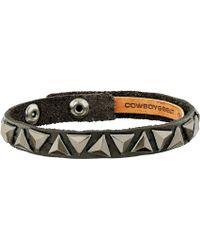 Cowboysbelt | 2591 Bracelet | Lyst
