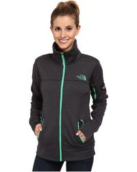 The North Face Black Mayzie Full-Zip - Lyst