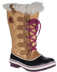 Sorel Tofino Snow Boot Curry Canvas - Lyst