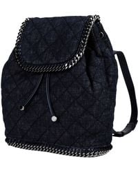 Stella McCartney Backpacks & Fanny Packs blue - Lyst