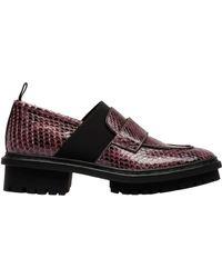 Balenciaga Unit Loafers - Lyst