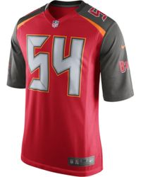 Nike Lavonte David Tampa Bay Buccaneers Game Jersey - Lyst