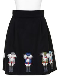 Olympia Le-Tan | Mini Skirt | Lyst
