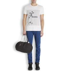 Marc By Marc Jacobs - Black Nylon Holdall - Lyst