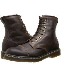 Dr. Martens Mace Capper Boot - Lyst