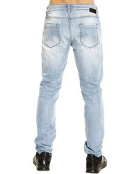 Brooksfield - Jeans Denim Used Stretch - Lyst