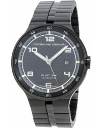 Porsche Design - Flat Six Chronograph Watch - Lyst