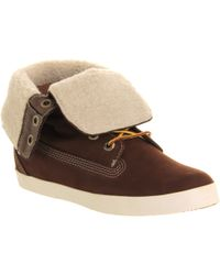 Timberland Glastenbury Fold Down 6 Inch Boot - Lyst