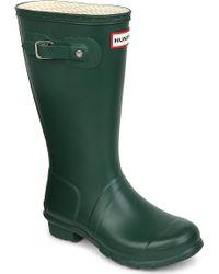 Hunter Unisex Wellington Boots 7-8 Years - Lyst