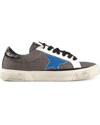 Golden Goose Deluxe Brand May Weaved Sneakers - Lyst