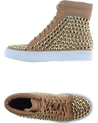 Jeffrey Campbell High-tops  Trainers - Lyst
