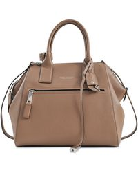 Marc Jacobs Large Incognito Leather Grained Bag - Lyst