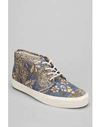 Vans - California Indigo Men's Chukka Boot - Lyst