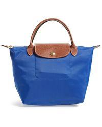 Longchamp 'Mini Le Pliage' Handbag - Lyst